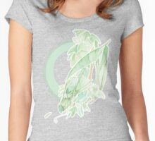 There's So Much To Hear in Silence Women's Fitted Scoop T-Shirt