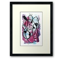Day 57 - Abstract Art Framed Print