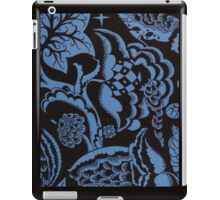 flowers abstract  iPad Case/Skin