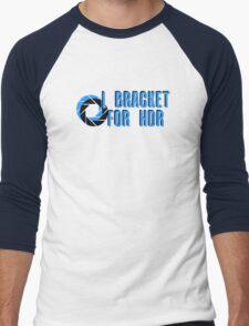 I BRACKET FOR HDR Men's Baseball ¾ T-Shirt