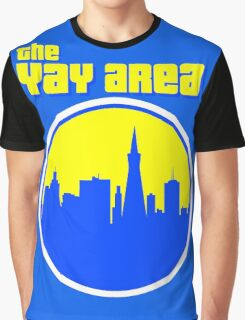 The YAY AREA Graphic T-Shirt
