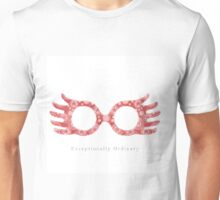 Exceptionally Ordinary Luna Lovegood Unisex T-Shirt