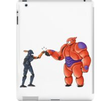 Chappie and Big Hero iPad Case/Skin