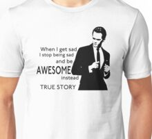 himym Barney Stinson Suit Up Awesome TV Series Inspired Funny  Unisex T-Shirt
