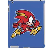 Red Streak iPad Case/Skin