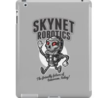 The Friendly Future iPad Case/Skin