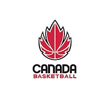 canada basketball Photographic Print