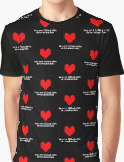 Undertale III Graphic T-Shirt