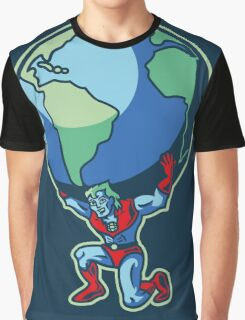 The Weight of the World Graphic T-Shirt