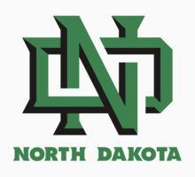 north dakota Kids Tee