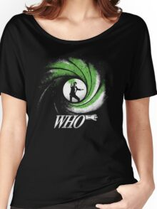 The Name's Who Women's Relaxed Fit T-Shirt