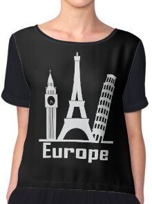 Europe Chiffon Top
