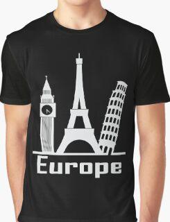 Europe Graphic T-Shirt