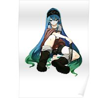 esdeath in repose Poster