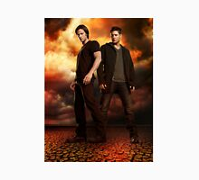 supernatural - dean and sam Unisex T-Shirt