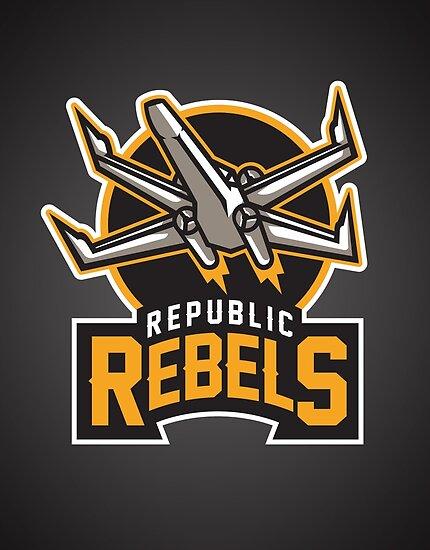 Republic Rebels by WanderingBert