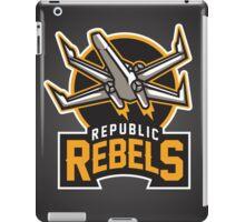 Republic Rebels iPad Case/Skin