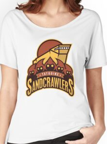 Tatooine SandCrawlers Women's Relaxed Fit T-Shirt