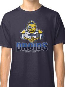 Desert County Droids Classic T-Shirt