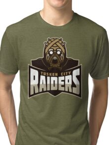 Tusken City Raiders Tri-blend T-Shirt