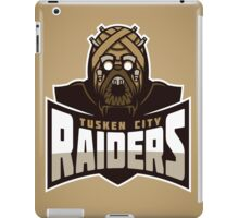 Tusken City Raiders iPad Case/Skin