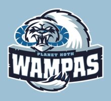 Planet Hoth Wampas Baby Tee