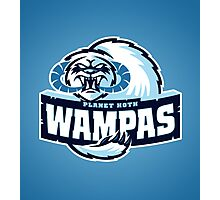 Planet Hoth Wampas Photographic Print