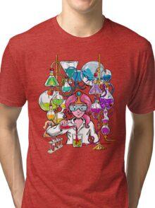 Science With Princess Bubblegum Tri-blend T-Shirt