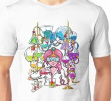 Science With Princess Bubblegum Unisex T-Shirt