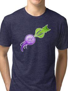 Vector Radish Tri-blend T-Shirt