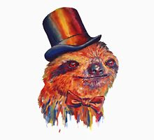 Dapper Sloth Unisex T-Shirt