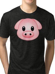 Pinkg Tri-blend T-Shirt