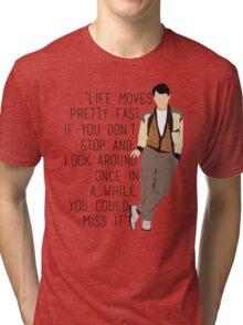 Ferris Bueller Tri-blend T-Shirt
