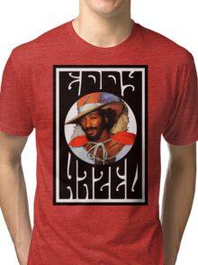 Eddy Hazel artwork Tri-blend T-Shirt