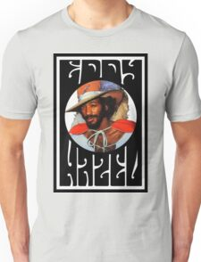 Eddy Hazel artwork Unisex T-Shirt
