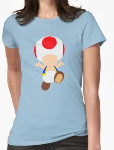 Toad (Original)  Womens Fitted T-Shirt