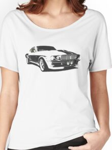 Mustang GT500 Graphic Women's Relaxed Fit T-Shirt