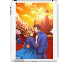Ten and Rose on Gallifrey iPad Case/Skin