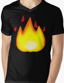 Hotness Mens V-Neck T-Shirt
