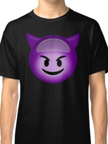 Evil Purple Classic T-Shirt