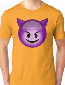 Evil Purple Unisex T-Shirt