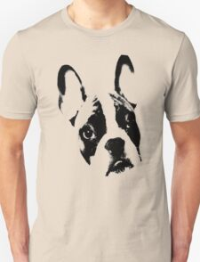 Maxi the French Bulldog Unisex T-Shirt