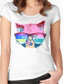 RadCat Women's Fitted Scoop T-Shirt