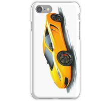 McLaren MP4-12C iPhone Case/Skin