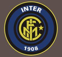 INTER MILAN FC LOGO One Piece - Short Sleeve