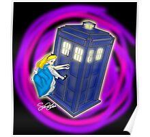 Alice's Escape Poster