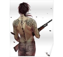 Angel with a Shotgun Poster