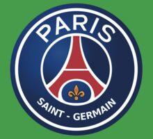 PARIS SAINT GERMAN LOGO Kids Tee
