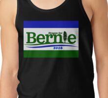 Oregon for Bernie Sanders Tank Top