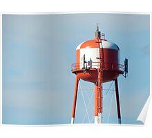Standard Water Tower of Spokane Poster